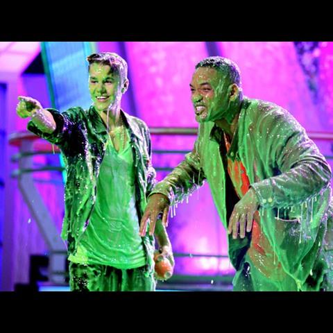 Will Smith & Justin Bieber