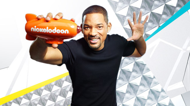 Nickelodeon KIDS CHOICE AWARDS 2012:: Anfitrión - Will Smith